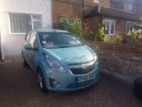 Chevrolet Spark, 2011 in very good condition, built in bluetooth and only 27000 miles!!