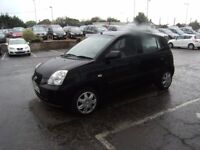 2007 07 KIA PICANTO 1.0 GS 5D 60 BHP **** GUARANTEED FINANCE **** PART EX WELCOME ****