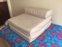 Foldaway single bed chair mattress - Immaculate!