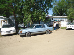 1986 Plymouth Reliant Coupe 36000 km