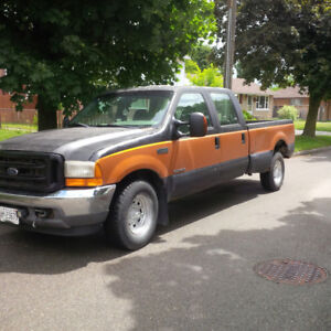 Looking to Trade 7.3L ford for personal water craft