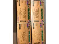 1 x Splendour ticket