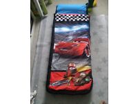 Child's / junior Readybed ( airbed ) cars (mcqueen)