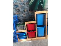 Kids storage 2 available with removable drawers