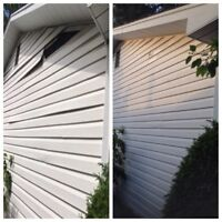 Siding* Gutter* Roofing repair services available.