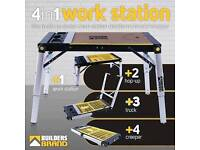 Brand new 4 in 1 workbench..