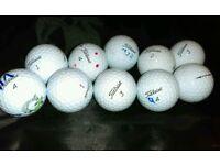 Titleist ProV1 golf balls x 10