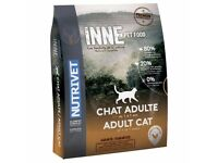 Nutrivet Inne Adult Chicken Dry Cat Food 6 kg!!
