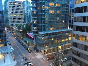 Executive One Bedroom - Heart of Upscale Downtown Vancouver