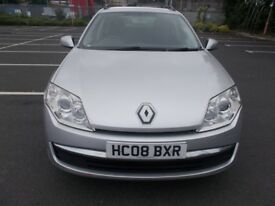 Renault Laguna 1.5 DCI 110 EXPRESSION (silver) 2008