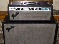 Fender Bassman 70 valve amplifier head