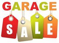 Garage Sale on Saturday!!