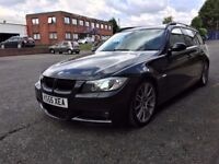 2006 BMW 330D M SPORT TOURING AUTO ESTATE - TOP SPEC - XENONS - PAN ROOF - LEATHER - FULL HISTORY