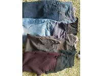 Maternity trousers size 18