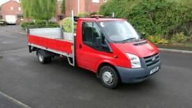 Ford Transit 140T350 LWB lorry 61 plate