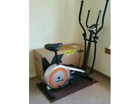 York Aspire Cross Trainer, in excellent condition, with box
