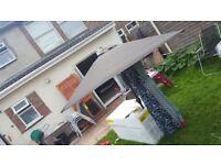 Parasole umbrella for the garden