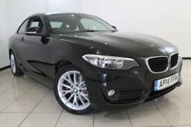 2014 14 BMW 2 SERIES 2.0 218D SE 2DR 141 BHP DIESEL