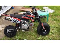 Demon x 140 engine for sale