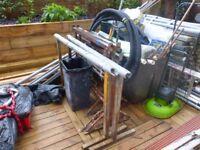 Builders Adjustable Tressles (pair/2) - £10