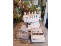 Brother Overlocker...never used...lots of accessories