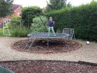 Jumping Trampoline 10ft, no enclosure