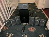 Surround sound speaker system