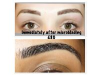 OFFER: RUSSIAN 3d £50, EYELASH EXTENSIONS £40, MICROBLADING £75, SEMI PERMANENT MAKEUP FROM £85