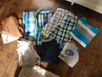 Baby boys toddler clothes age 2-3
