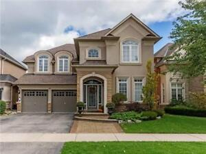 Luxury Detached House in Oakville ONLY $3900+Utilities Sept 1st