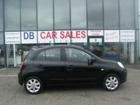 2012 62 NISSAN MICRA 1.2 ACENTA 5D 79 BHP **** GUARANTEED FINANCE **** PART EX WELCOME