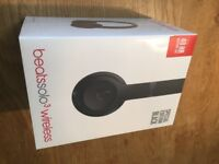 Beats Solo3 Wireless Headphones (Special Edition Black) - BRAND NEW & SEALED