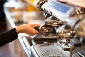 Experienced Barista/Cafe assistant is required,