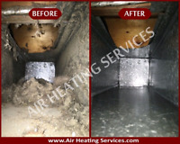BEST DEAL FOR DUCT CLEANING WITH ALL VENTS JUST $129.99