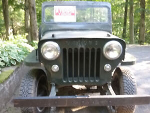 1957 Jeep willys for sale
