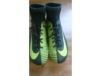 Nike mercurial CR7 sock boot 5.5