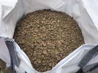 Bulk bag of grade one MOT
