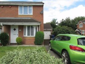2 BED SEMI DETACHED HOUSE BURTON ON TRENT - TO LET