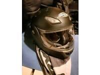 SHOX Motorcycle helmet size XL