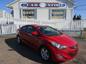 2013 Hyundai Elantra SE SUNROOF HTD SEATS BLUETOOTH