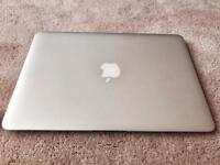 """MACBOOK AIR 13.3"""" MJVE2BA, 2015 MODEL, IN PRISTINE CONDITION, rrp £949, MAY SWAP FOR SAMSUNG S8 PLUS"""