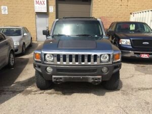 2006 Hummer H3 Good Condition, Sunroof,