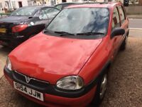 Vauxhall corsa with only (29)k miles and M.O.T til March 2018 x x x x x x x x x x x x x x x x x x x