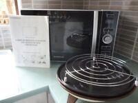 Daewoo Combi Microwave With Air-Fryer Function KOC-8HAFR