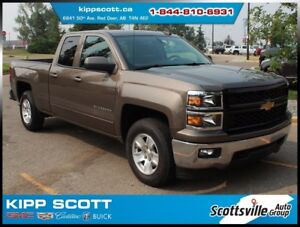 2015 Chevrolet Silverado 1500 LT True North Ed, Cloth, Cruise