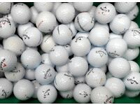 golf quantity 45 balls for £10 either titleist, or callaway or nike or srixon