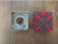 KILT BROOCH - STILL IN ORIGINAL BOX - NEVER USED - £20 - BANGOR AREA