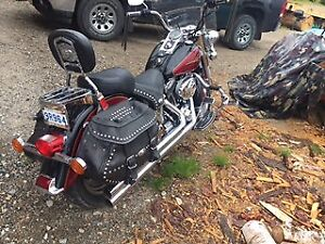 2005 Harley Softtail MINT PRICED TO SELL