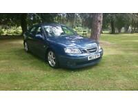 2006 saab Victor sport tid beautiful car lovley colour mot 8 months full stamped service histo