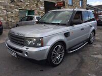 Land Rover Range Rover Sport 2.7 TD V6 SE 5dr WARRANTY COVER//FULLY SERVICED 2005 (05 reg), SUV